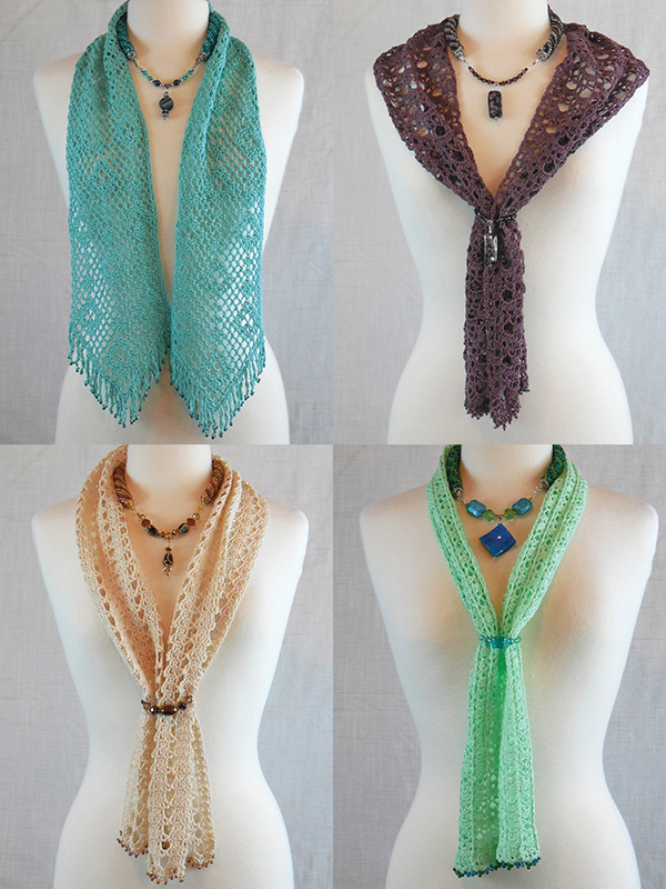 Beaded Bliss Scarves Photo