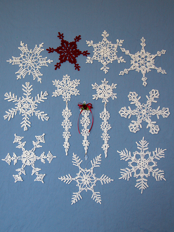 Fun and Fancy Snowflakes No. 3 Photo