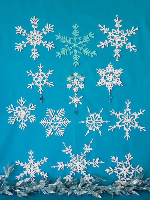 Fun and Fancy Snowflakes No. 4 Photo