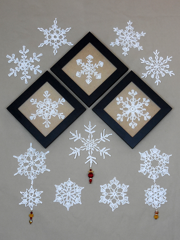 Fun and Fancy Snowflakes No. 5 Photo