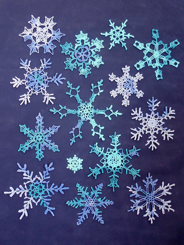 Fun and Fancy Snowflakes No. 7 Photo