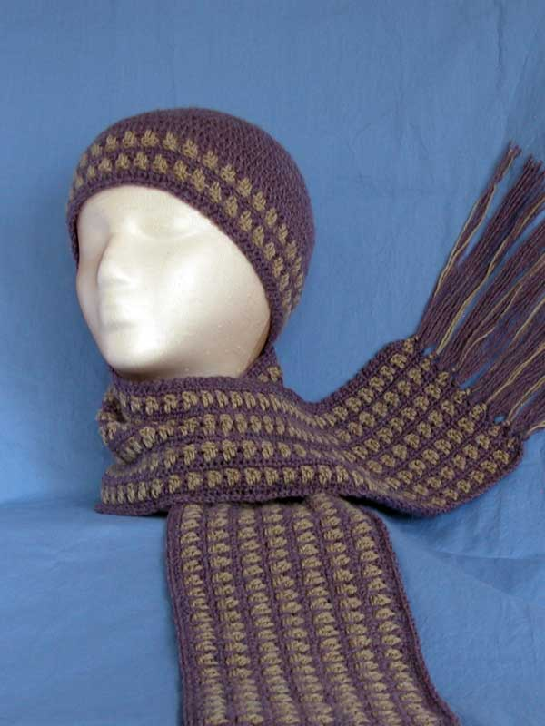 Quintessential Hat & Scarf Set