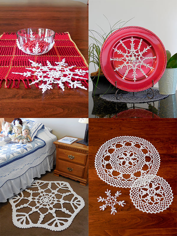 Snowflake Fun Decor