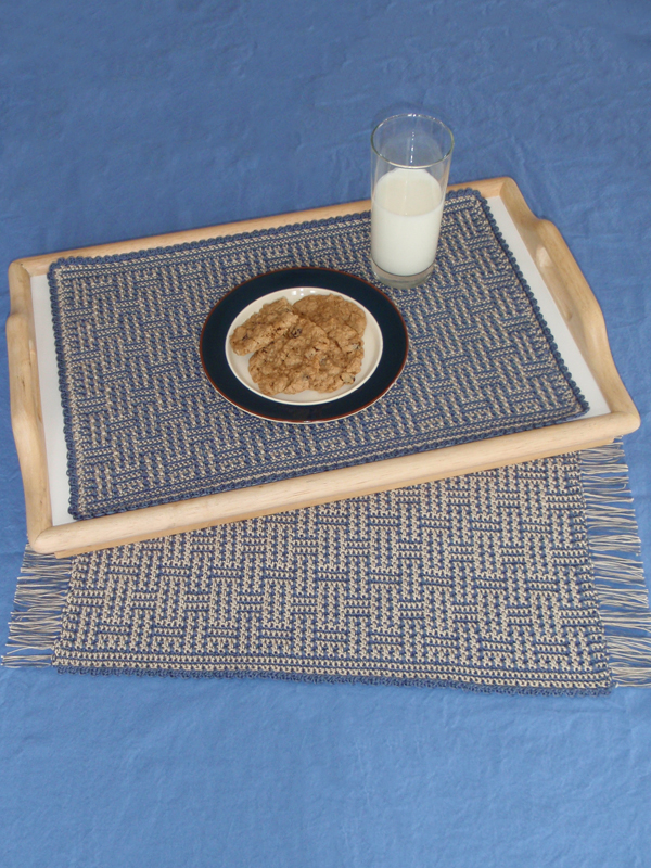 Reversible Woven Placemats Photo